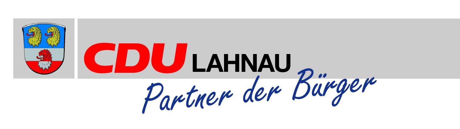 CDU Gemeindeverband Lahnau Logo